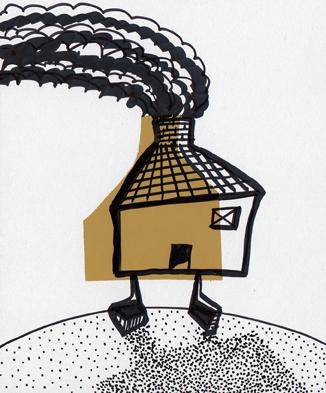 casa-contaminadora-dibujo-plumon-y-tape-el-salvador-oct.-2007